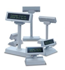 Epson DM-D110 / DM-D210 Kundendisplay in Bestform