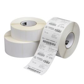Z-Ultimate 3000T zilveren polyester labels-BYPOS-3011