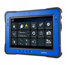 Unitech TB162 Windows 10 Rugged Tablet-BYPOS-8120